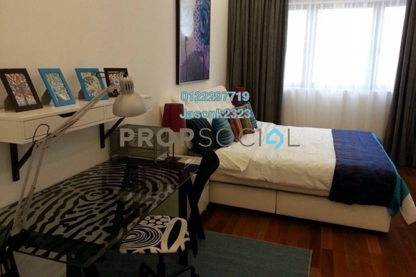 For Sale Condominium at 6 Ceylon, Bukit Ceylon Freehold Fully Furnished 2R/0B 900k