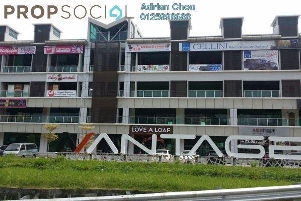 For Rent Office at Vantage Desiran Tanjung, Seri Tanjung Pinang Freehold Unfurnished 0R/1B 3k