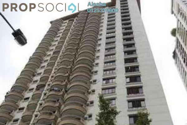 For Sale Condominium at Jalan Bukit Bintang, Bukit Bintang Freehold Unfurnished 0R/0B 550k