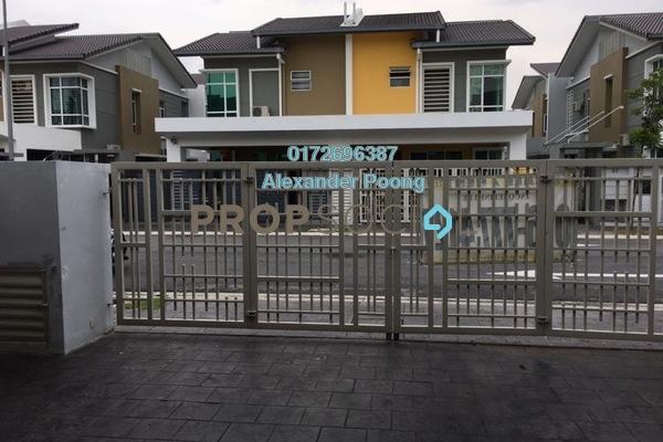 For Sale Semi-Detached at Kemuning Greenhills, Kota Kemuning Freehold Unfurnished 4R/4B 950k