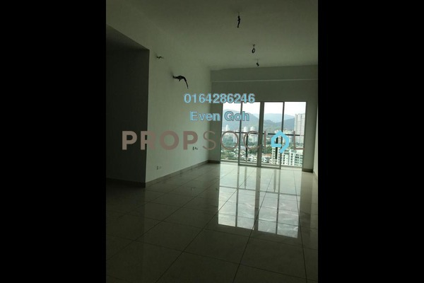 For Sale Condominium at Tropicana Bay Residences, Bayan Indah Freehold Unfurnished 3R/2B 750k