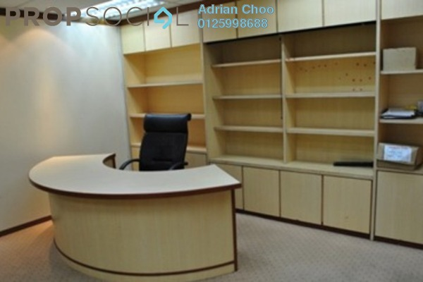 For Rent Office at Prima Tanjung Business Centre, Tanjung Tokong Freehold Fully Furnished 0R/0B 1.5k