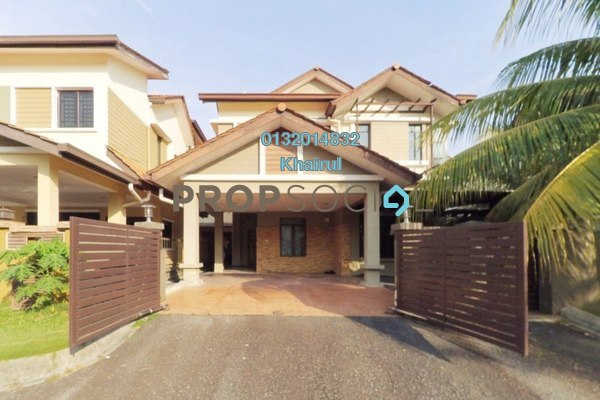 For Sale Semi-Detached at Puncak Bangi, Bandar Baru Bangi Freehold Semi Furnished 6R/6B 1.65m