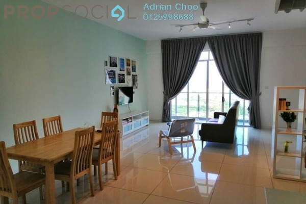 For Rent Condominium at City Residence, Tanjung Tokong Freehold Fully Furnished 3R/3B 4.8k