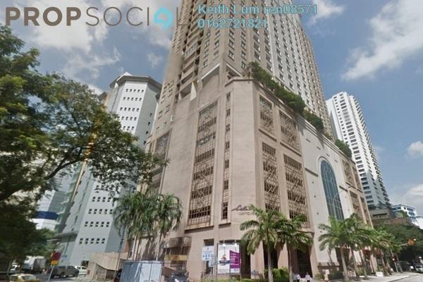 For Rent Condominium at Maytower, Dang Wangi Freehold Fully Furnished 1R/1B 1.8k