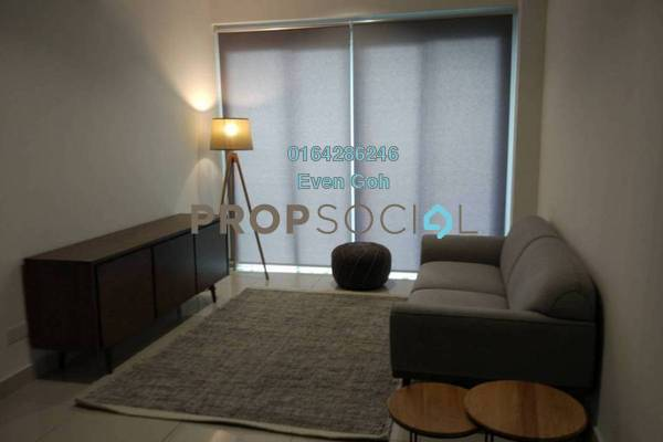 For Rent Condominium at Tropicana Bay Residences, Bayan Indah Freehold Fully Furnished 2R/2B 1.7k