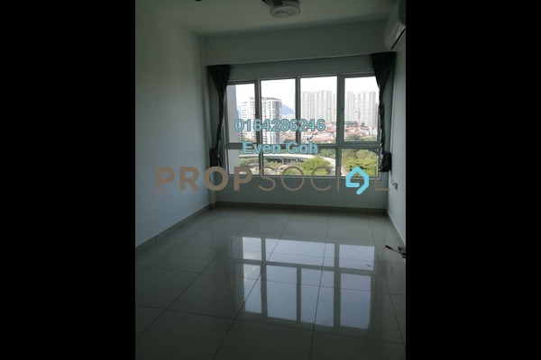 For Rent Condominium at Tropicana Bay Residences, Bayan Indah Freehold Unfurnished 1R/1B 1.4k