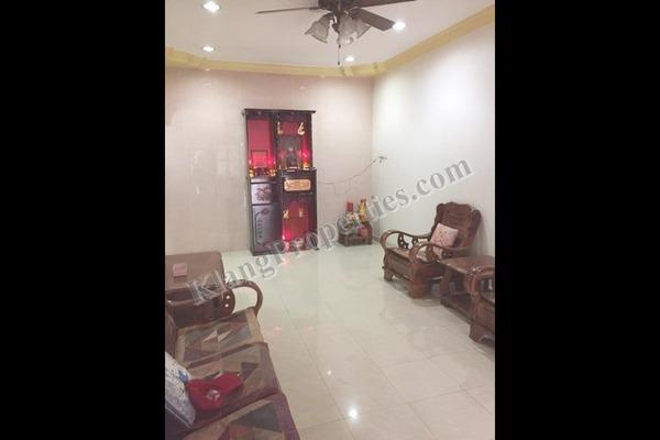 For Sale Terrace at Taman Teluk Pulai, Klang Freehold Semi Furnished 3R/2B 450k