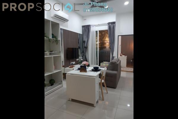 For Sale Serviced Residence at Plaza Kelana Jaya, Kelana Jaya Freehold Unfurnished 2R/1B 350k