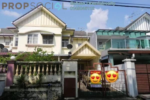 For Sale Terrace at USJ 9, UEP Subang Jaya Freehold Semi Furnished 4R/3B 730k