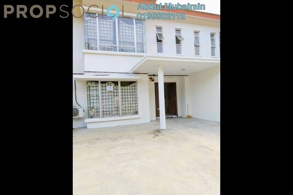 For Rent Terrace at Bandar Tasik Kesuma, Semenyih Freehold Semi Furnished 4R/3B 800translationmissing:en.pricing.unit
