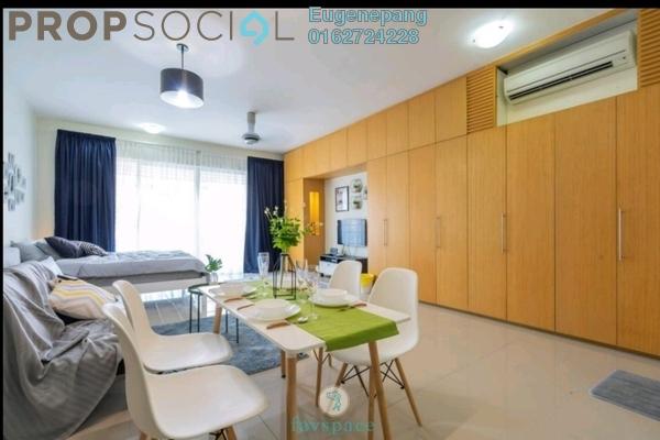 For Sale Condominium at Oasis Ara Damansara, Ara Damansara Freehold Fully Furnished 1R/1B 500k