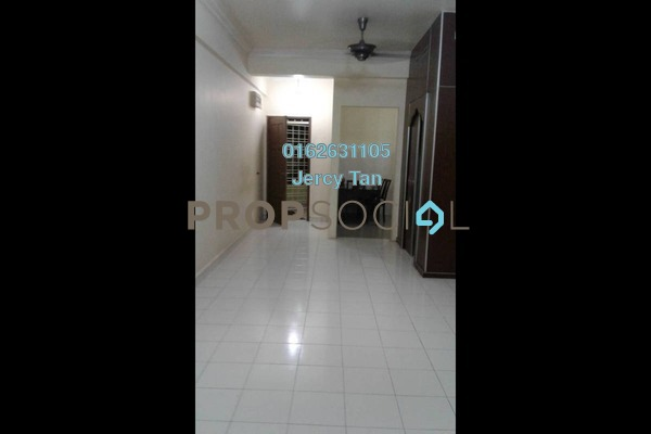 For Sale Condominium at Fortune Avenue, Kepong Freehold Semi Furnished 3R/2B 430k