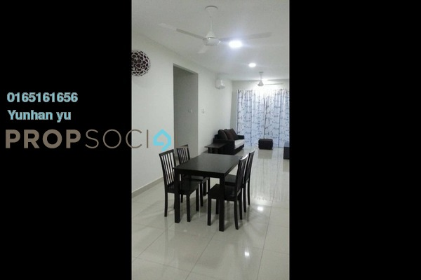 For Rent Condominium at Senza Residence, Bandar Sunway Freehold Fully Furnished 3R/2B 2.6k