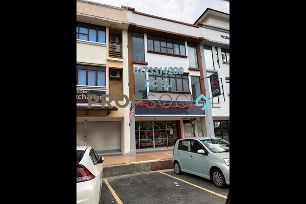 For Rent Office at Accentra, Glenmarie Freehold Unfurnished 0R/2B 2.9k