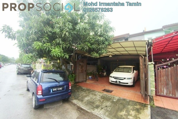 For Sale Terrace at Desa Coalfields, Sungai Buloh Freehold Semi Furnished 4R/3B 470k