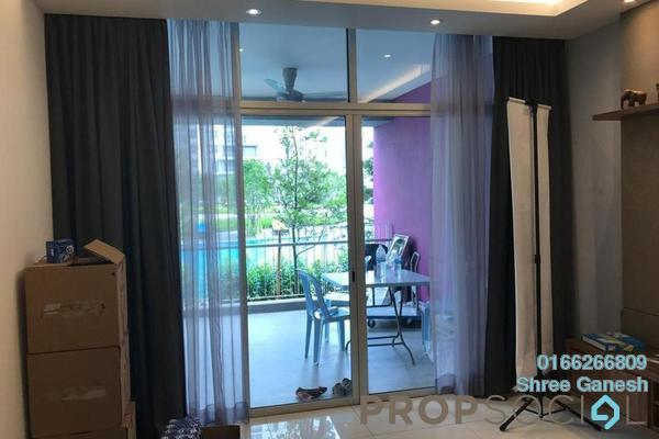 For Rent Condominium at Midfields 2, Sungai Besi Freehold Semi Furnished 3R/2B 2.5k
