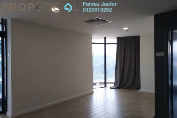 For Sale SoHo/Studio at Empire City, Damansara Perdana Freehold Semi Furnished 1R/1B 480k