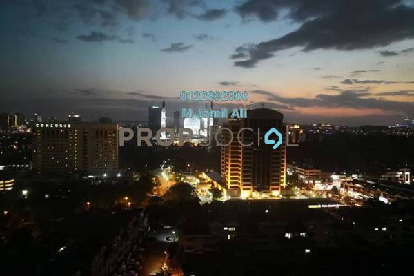 For Sale Condominium at Sri Mahligai, Shah Alam Leasehold Fully Furnished 4R/3B 1.1m
