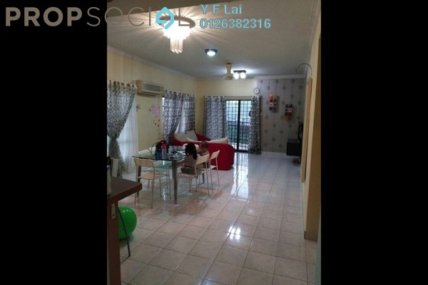 For Rent Condominium at Abadi Villa, Taman Desa Freehold Fully Furnished 3R/2B 1.8k