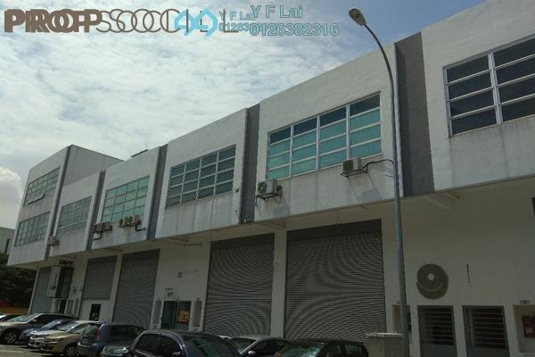 For Sale Shop at Taman Bukit Serdang, Seri Kembangan Freehold Unfurnished 0R/0B 2.3m