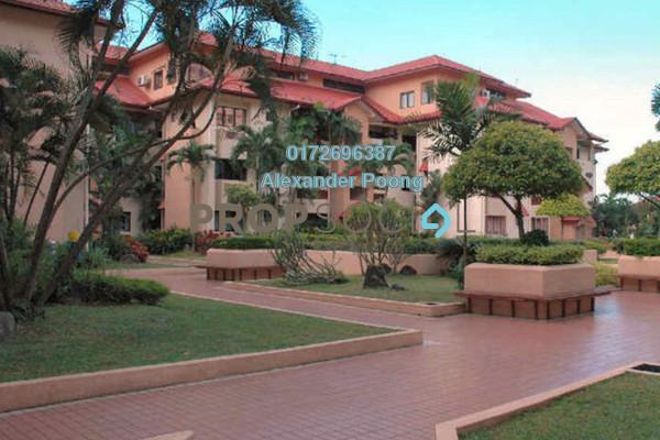 For Rent Condominium at Kiara Park, TTDI Freehold Semi Furnished 3R/2B 2.5k