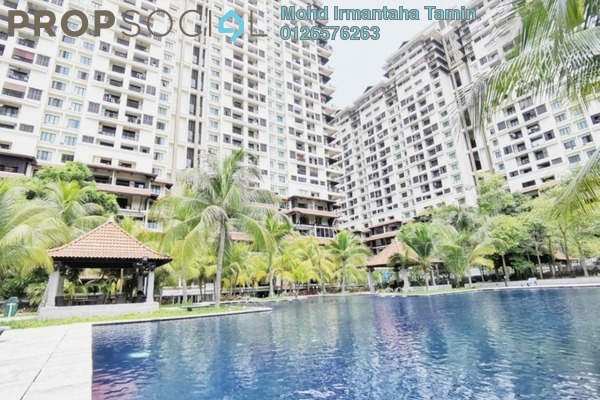 For Sale Duplex at Armanee Condominium, Damansara Damai Freehold Semi Furnished 4R/3B 500k