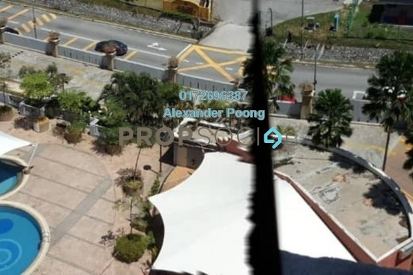 For Rent Condominium at Pelangi Utama, Bandar Utama Freehold Unfurnished 3R/2B 1.6k