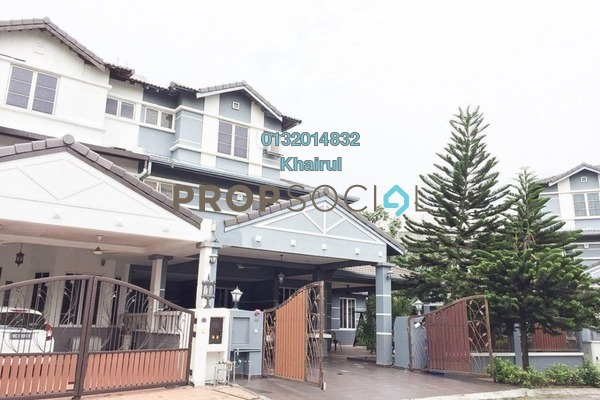 For Sale Semi-Detached at Section 27, Shah Alam Freehold Semi Furnished 6R/5B 1.85m
