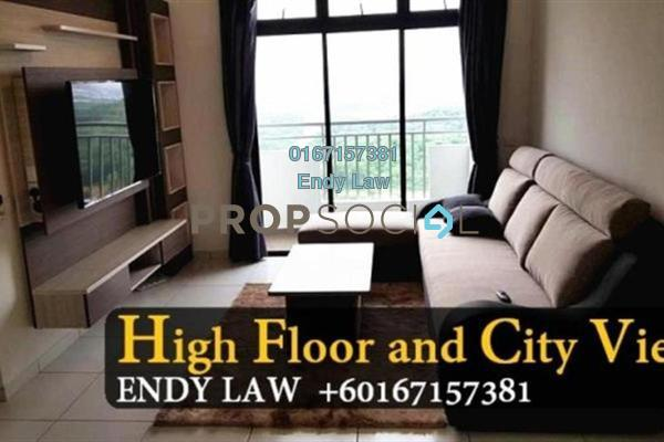 For Sale Apartment at Sky View, Bukit Indah Freehold Semi Furnished 2R/2B 430k
