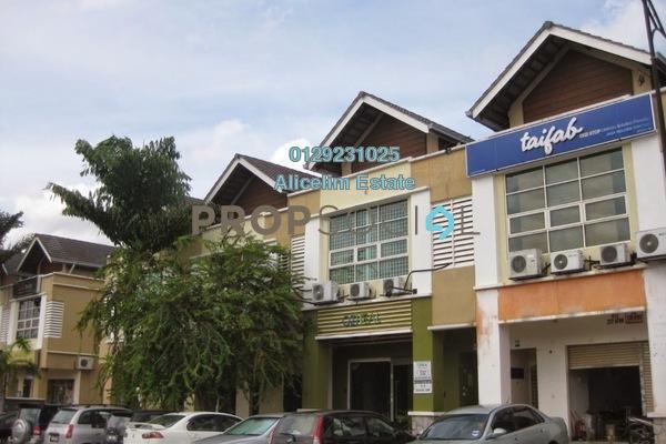 For Rent Shop at Bistari De Kota, Kota Damansara Freehold Unfurnished 0R/1B 3.5k