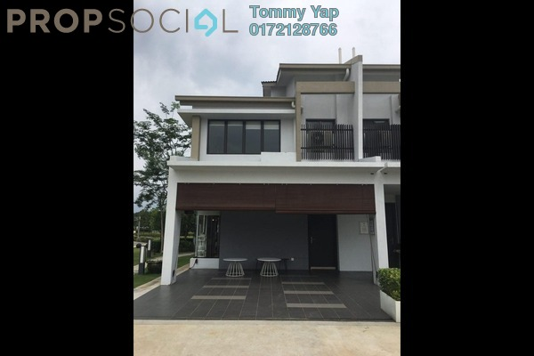 For Sale Terrace at Amberley, Rawang Freehold Unfurnished 4R/3B 530k
