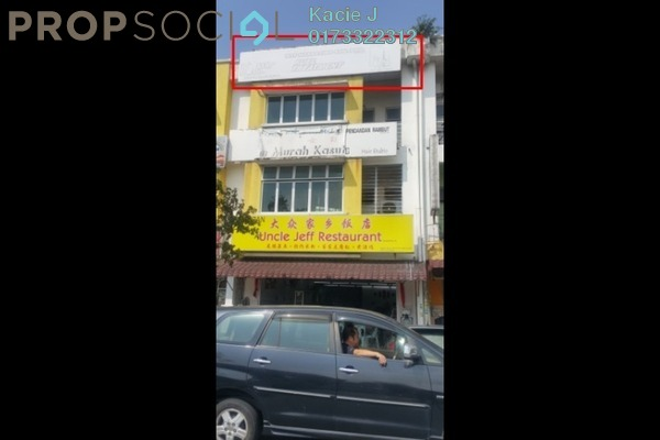 For Rent Shop at Taman Bukit Serdang, Seri Kembangan Freehold Unfurnished 0R/2B 1.2k