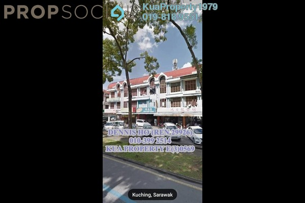 For Sale Apartment at Pending Industrial Estate, Kuching Leasehold Unfurnished 4R/1B 180k