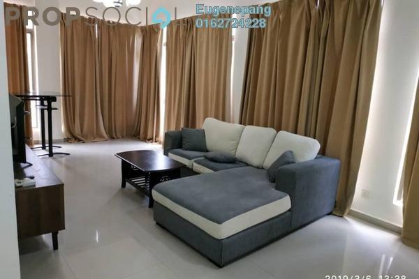 For Rent Condominium at Menara Antara, Bukit Ceylon Freehold Fully Furnished 2R/2B 2.9k