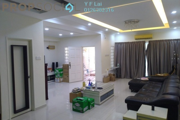 For Sale Terrace at Puteri 10, Bandar Puteri Puchong Freehold Semi Furnished 5R/4B 1.68m