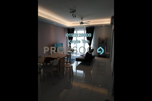 For Rent Serviced Residence at Court 28 @ KL City, Sentul Freehold Fully Furnished 2R/2B 2.5k