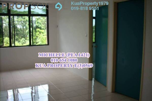 For Rent Apartment at MJC Batu Kawah, Kuching Freehold Unfurnished 2R/1B 600translationmissing:en.pricing.unit