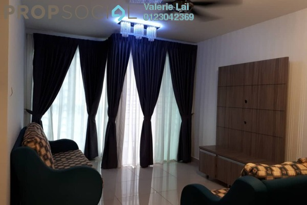 For Rent Serviced Residence at Pacific Place, Ara Damansara Freehold Fully Furnished 2R/2B 2.2k