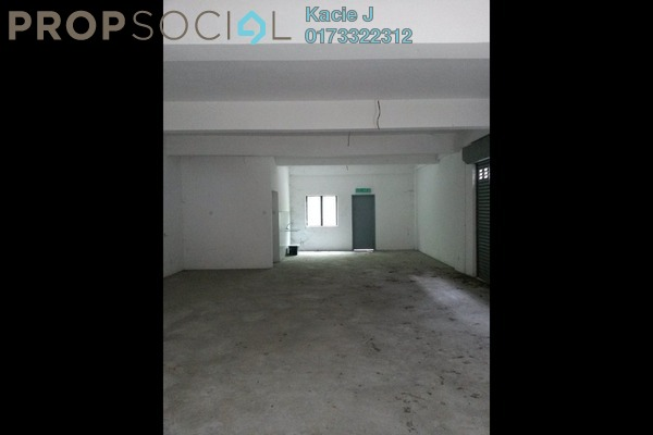 For Rent Shop at Ken Rimba, Shah Alam Freehold Unfurnished 0R/2B 1.2k