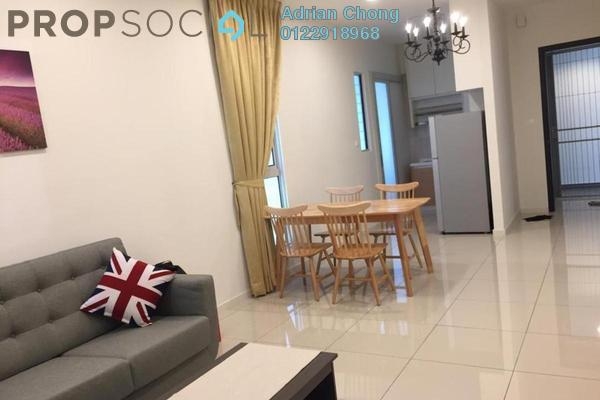For Rent Serviced Residence at Sunway GEO Residences, Bandar Sunway Freehold Fully Furnished 2R/2B 3.3k