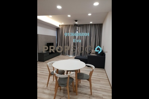 For Rent Serviced Residence at The Potpourri, Ara Damansara Freehold Semi Furnished 2R/2B 2.7k