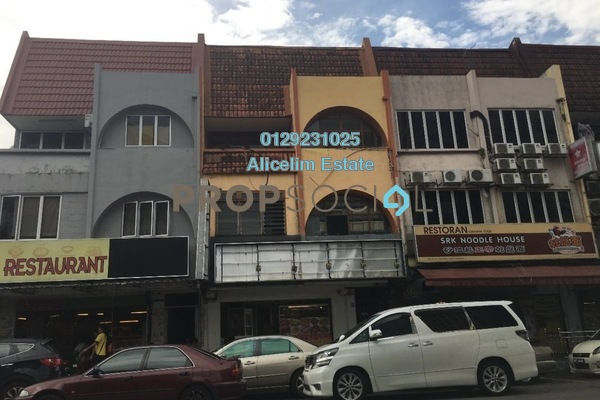 For Rent Shop at SS15, Subang Jaya Freehold Unfurnished 1R/1B 3.3k