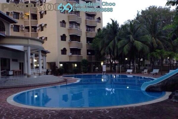 For Sale Condominium at Eden Fairway, Batu Ferringhi Freehold Semi Furnished 3R/2B 470k