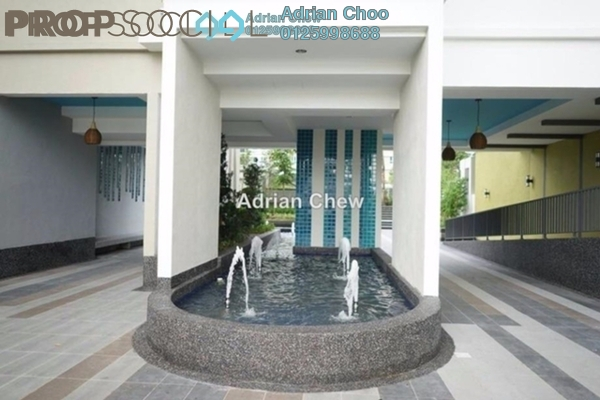 For Sale Condominium at One Imperial, Sungai Ara Freehold Unfurnished 3R/2B 520k