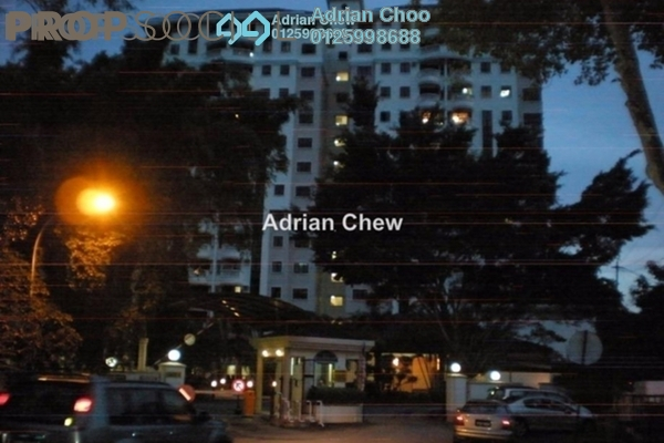 For Sale Condominium at Sri York, Georgetown Freehold Fully Furnished 3R/2B 720k