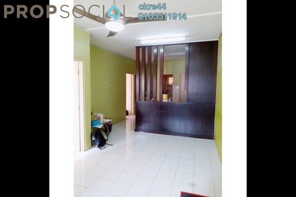 For Rent Condominium at Cemara Apartment, Bandar Sri Permaisuri Freehold Semi Furnished 3R/2B 1.3k