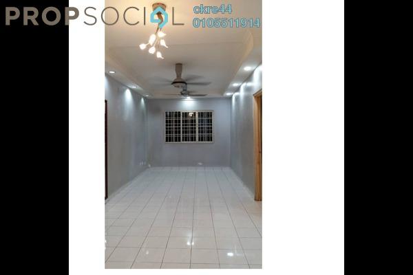 For Sale Apartment at Cemara Apartment, Bandar Sri Permaisuri Leasehold Semi Furnished 3R/2B 310k