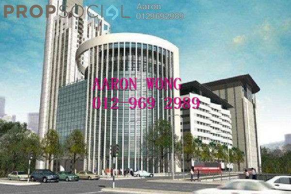 For Rent Office at PJ8, Petaling Jaya Freehold Semi Furnished 5R/2B 12.5k