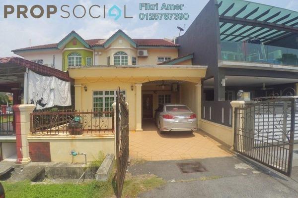For Sale Terrace at Seksyen 9, Bandar Baru Bangi Leasehold Unfurnished 4R/3B 650k